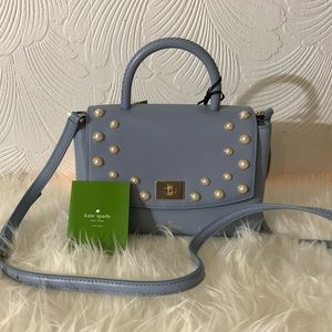 NWT Kate Spade Blue Shoulder Bag